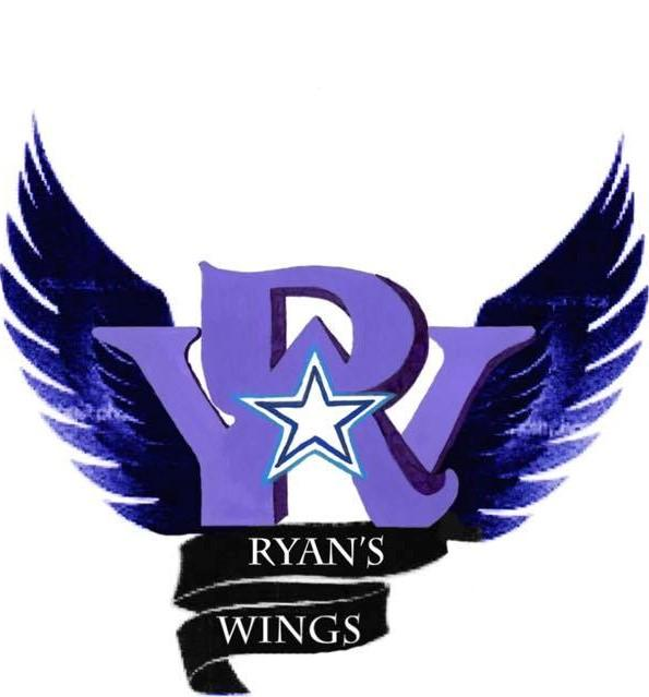 Ryan's Wings Logo