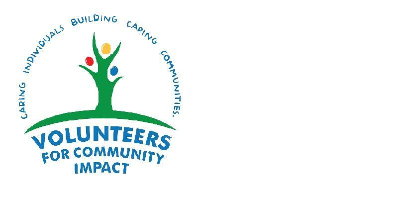 Volunteers for Community Impact Inc. Logo