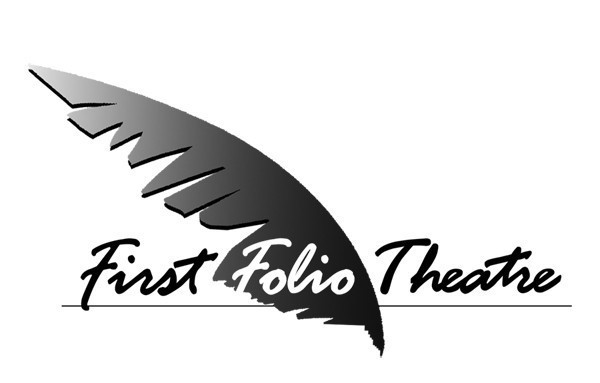 First Folio Theatre Logo