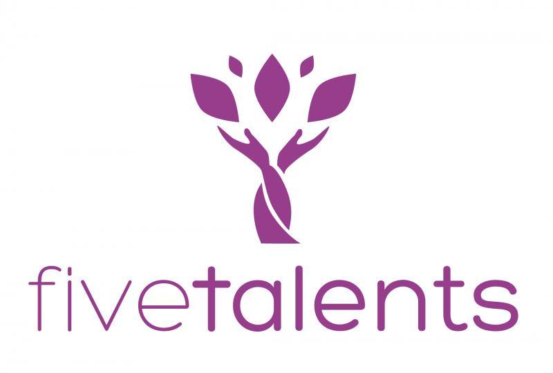 FIVE TALENTS U S A Logo