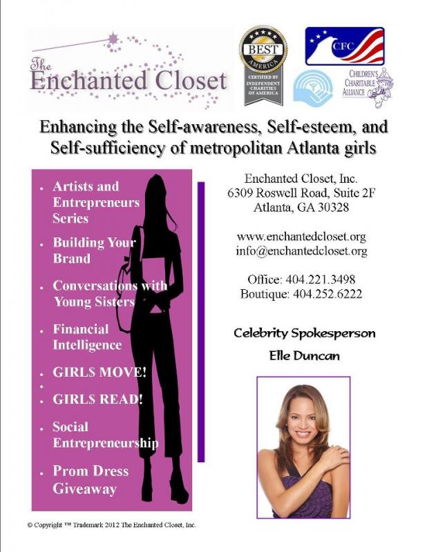 Enchanted Closet Inc Logo