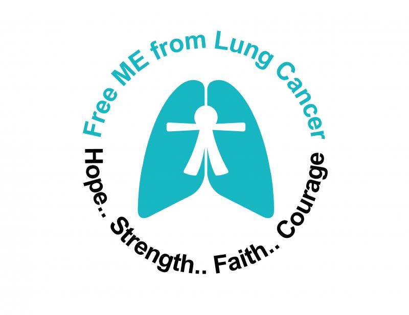 Free ME from Lung Cancer Logo