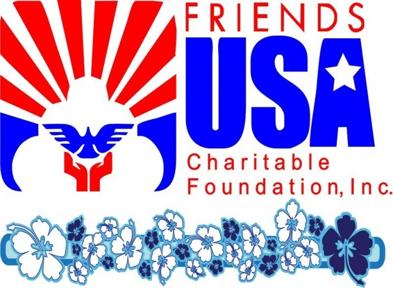 FRIENDSUSA CHARITABLE FOUNDATION INC Logo