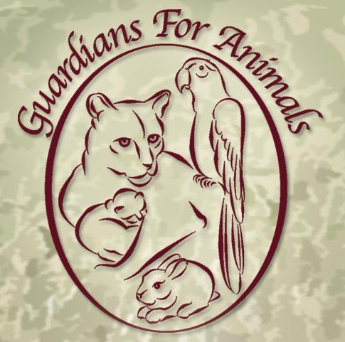 Guardians for Animals Logo
