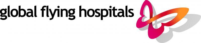 Global Flying Hospitals Logo