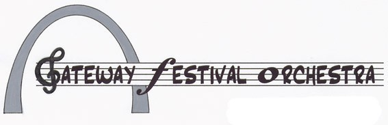 Gateway Festival Orchestra Of St Louis Logo