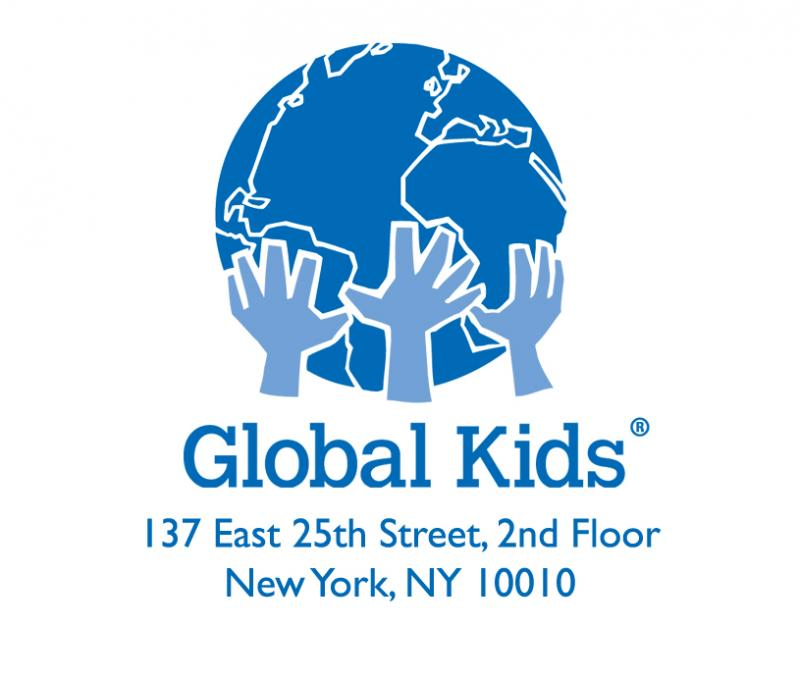 Global Kids Inc Logo