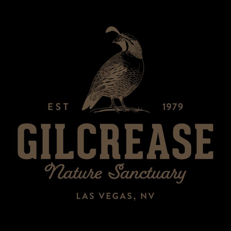 Gilcrease Bird Sanctuary Logo