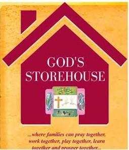 GODS STOREHOUSE MINISTRIES Logo