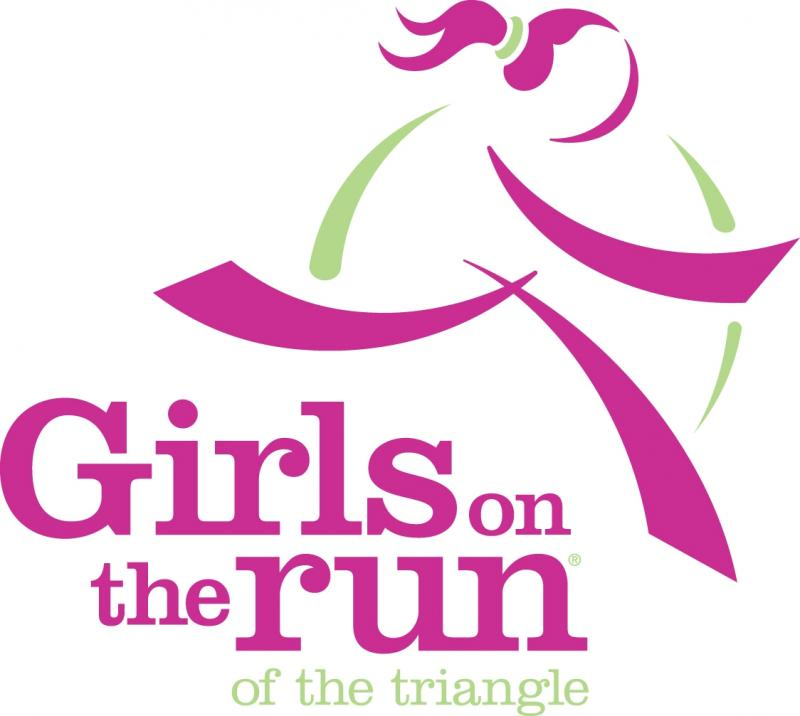 Girls on the Run of the Triangle Inc Logo