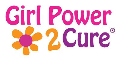 Girl Power 2 Cure Inc Logo