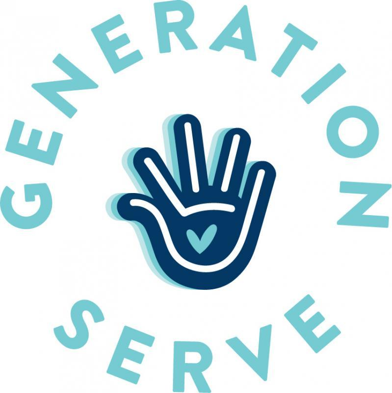 Generation SERVE Logo