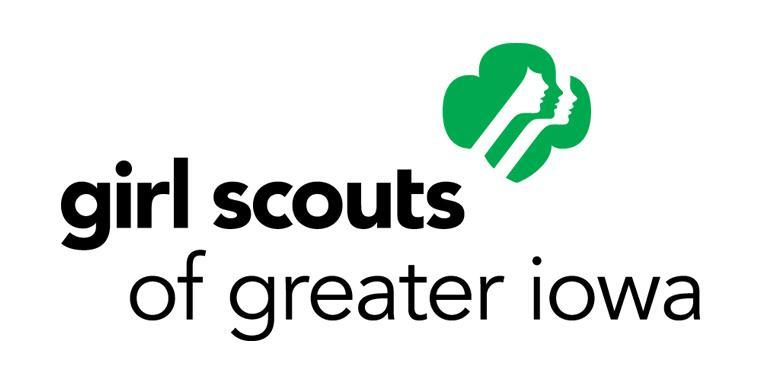 Girl Scouts Of Greater Iowa Logo