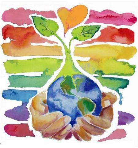 GAIA-MOVEMENT LIVING EARTH GREEN WORLD ACTION USA INC Logo
