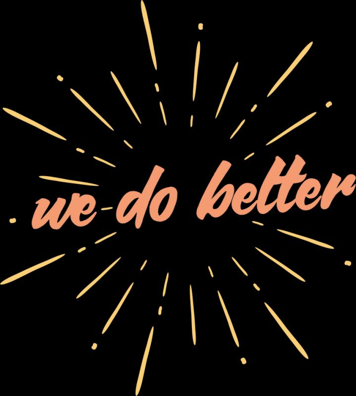 We Do Better Inc Logo