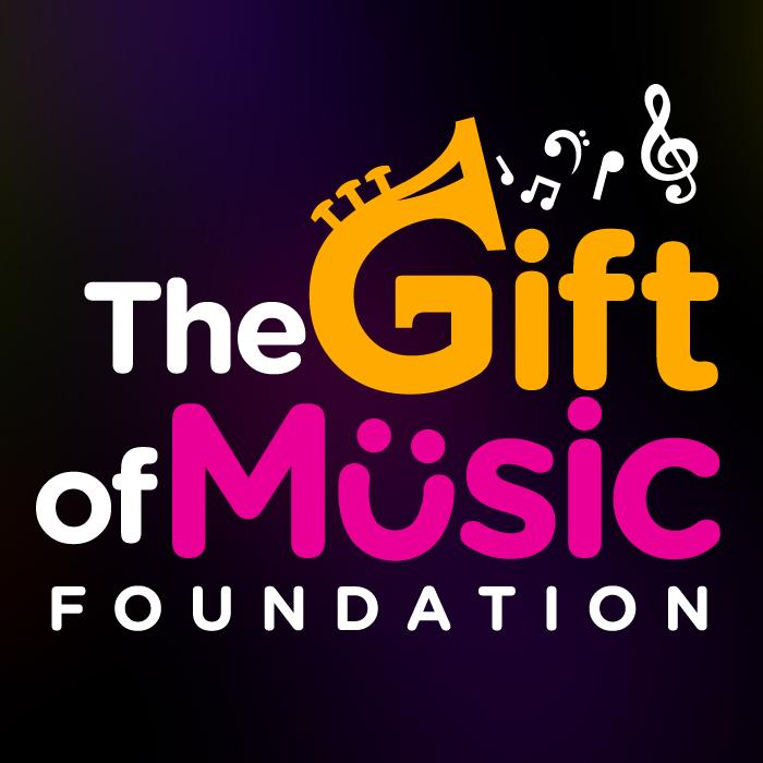 The Gift Of Music Foundation, Inc. Logo