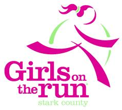 Girls on the Run of Stark County Logo