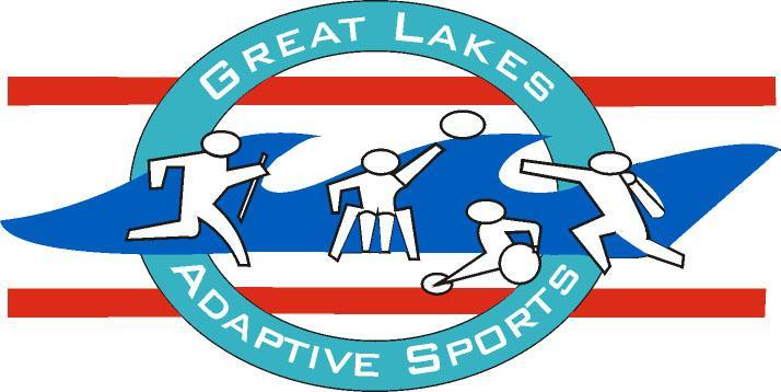 Great Lakes Adaptive Sports Assoc Logo