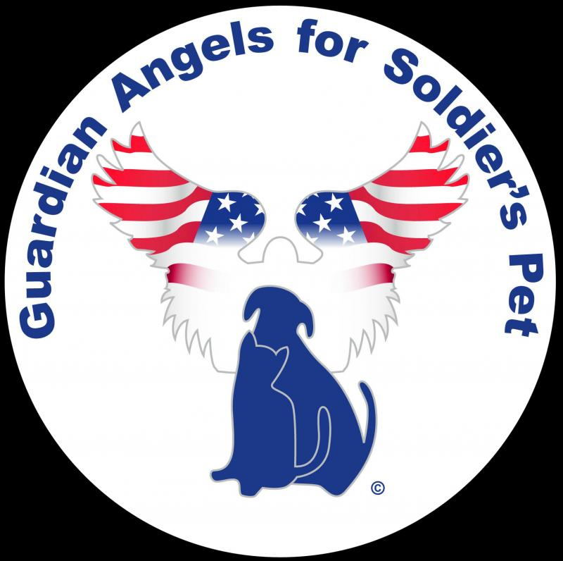Guardian Angels For Soldier's Pet Logo
