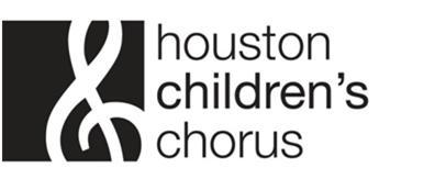 Houston Childrens Chorus Inc Logo