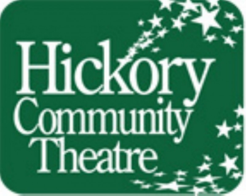 Hickory Community Theatre Inc Logo