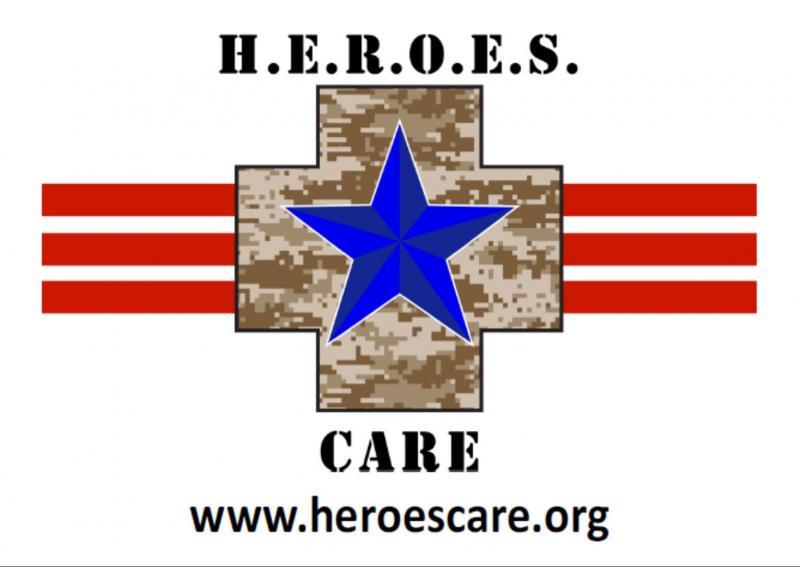 H.E.R.O.E.S. Care, Inc. Logo