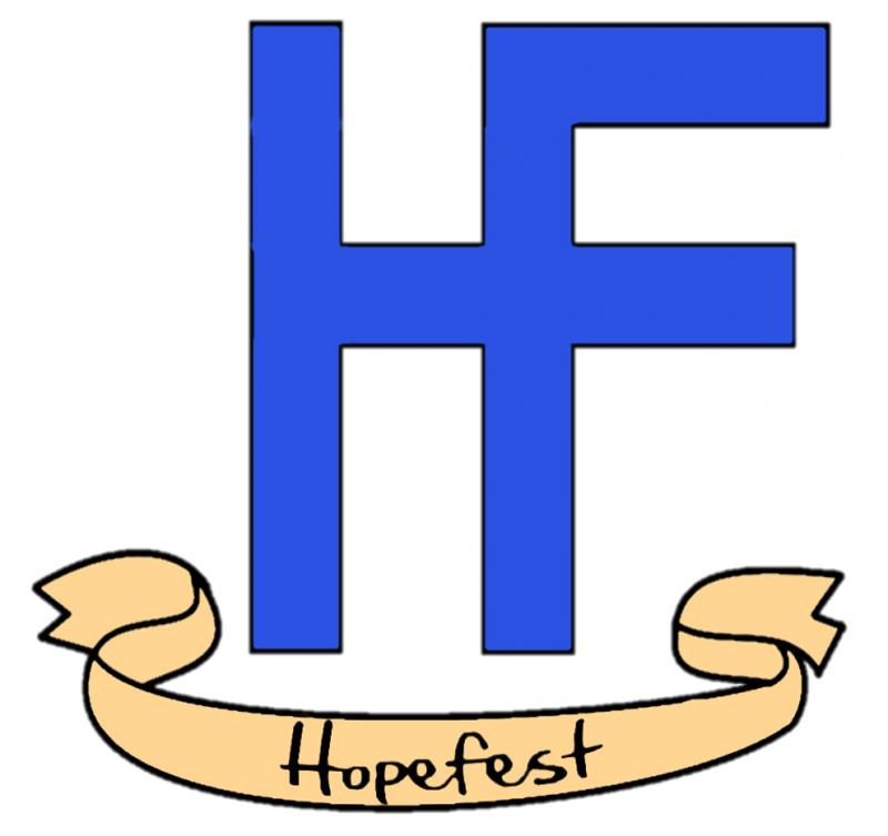The Hope Festival Logo