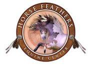Horse Feathers Equine Center Inc Logo