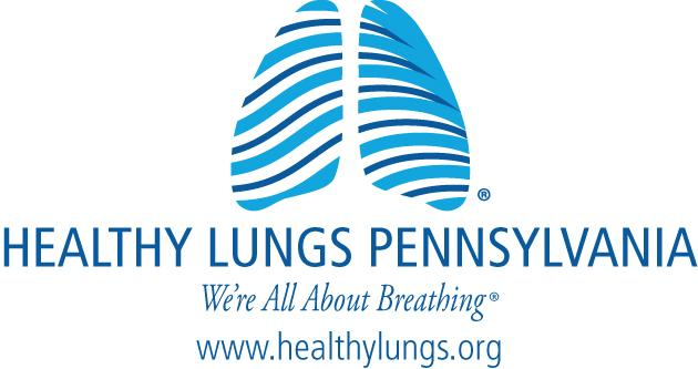 Healthy Lungs Pennsylvania Logo