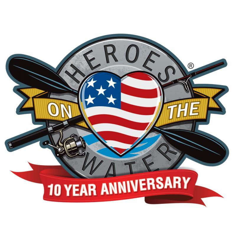 Heroes on the Water Logo