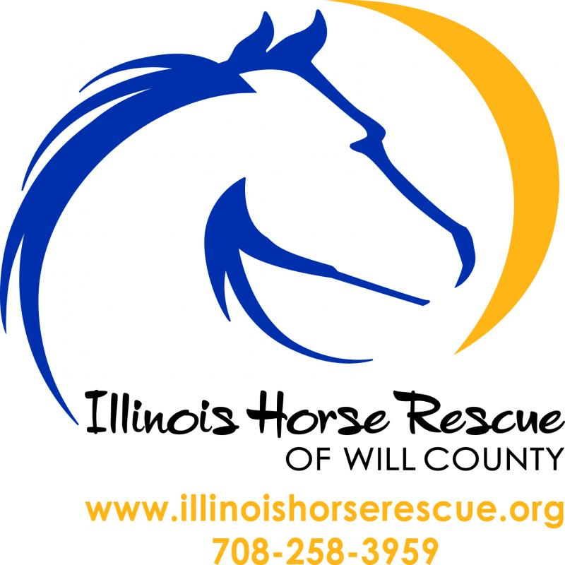 Illinois Horse Rescue of Will County Logo