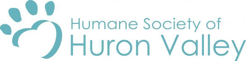 HUMANE SOCIETY OF HURON VALLEY Logo
