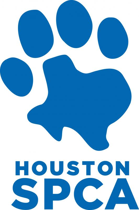 Houston Society for the Prevention of Cruelty to Animals Logo