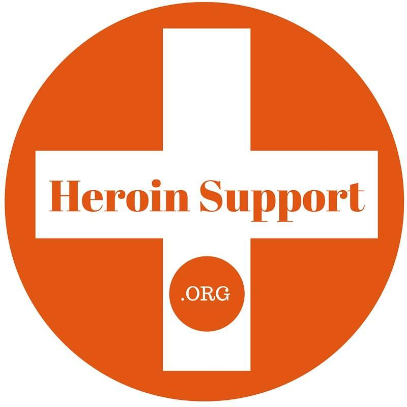 Heroin Support Inc Logo