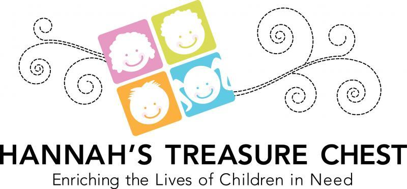 Hannah's Treasure Chest Logo