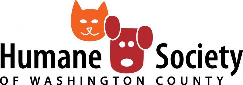 The Humane Society Of Washington County Logo