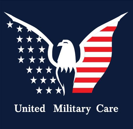 United Military Care Inc. Logo