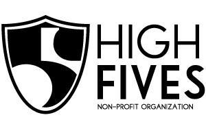 High Fives Non-Profit Foundation Logo