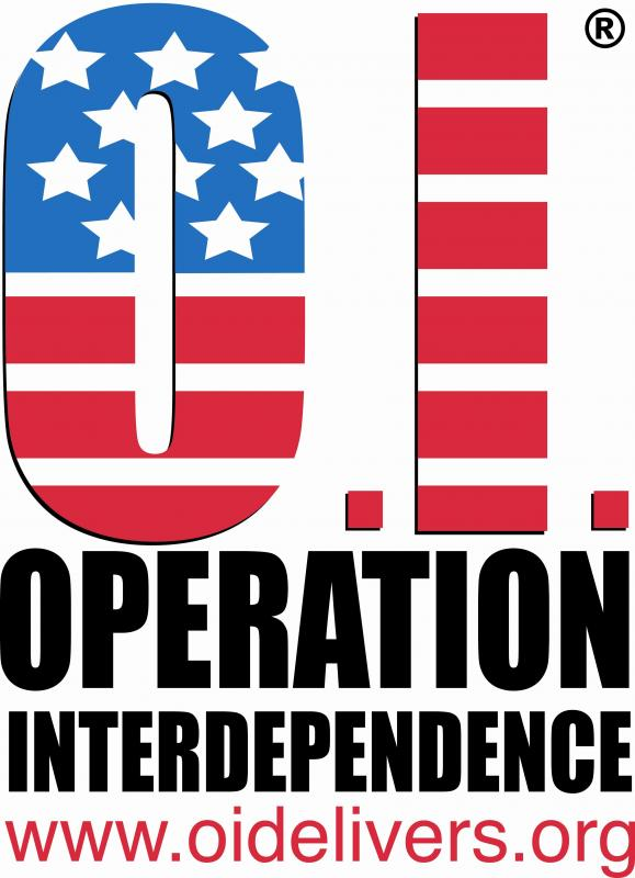 Operation Interdependence Logo