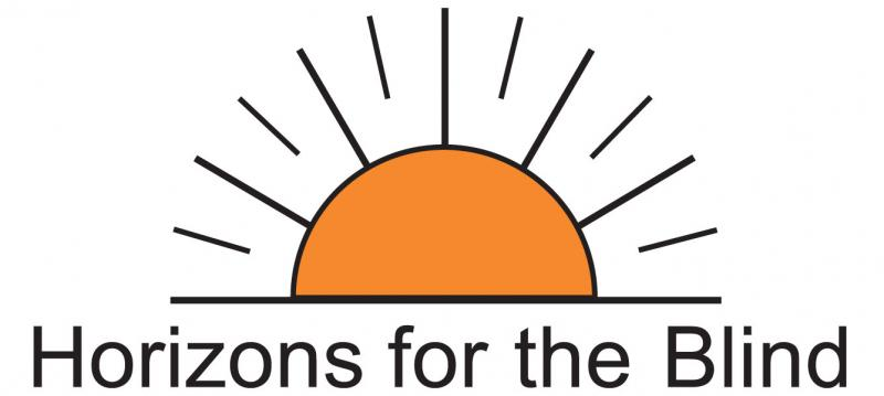 HORIZONS FOR THE BLIND INC Logo