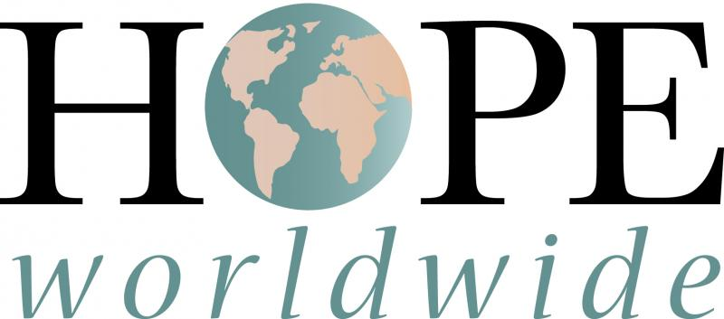 HOPE worldwide ltd Logo