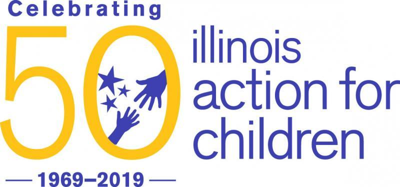 Illinois Action For Children Logo