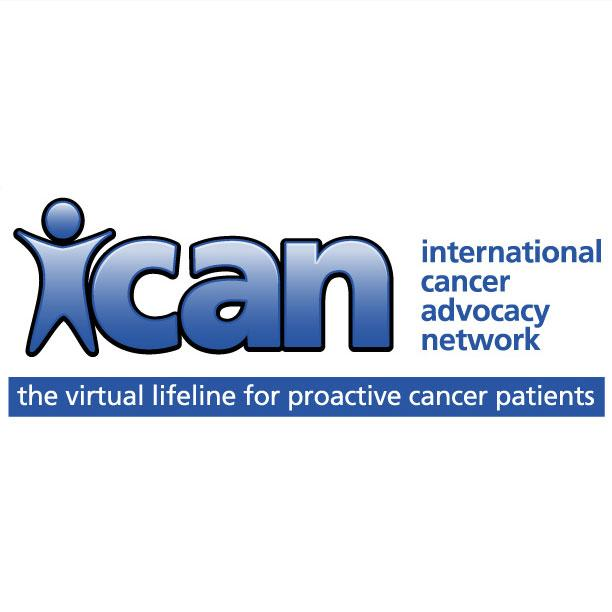 ICAN, International Cancer Advocacy Network Logo