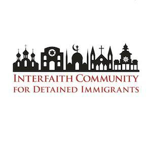Interfaith Community For Detained Immigrants Logo