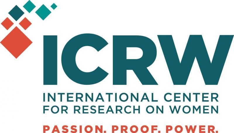 International Center for Research On Women Logo