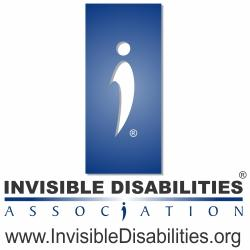 Invisible Disabilities Association Logo