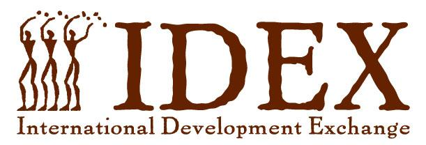 International Development Exchange (IDEX) Logo