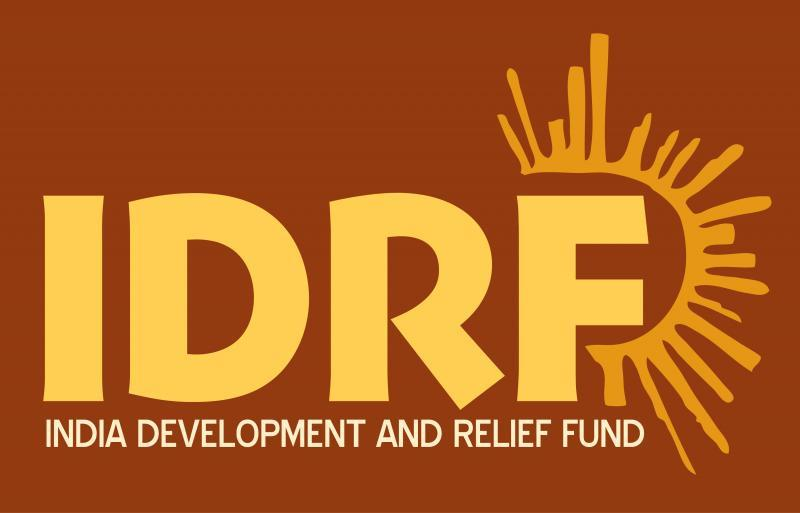 India Development and Relief Fund Inc Logo