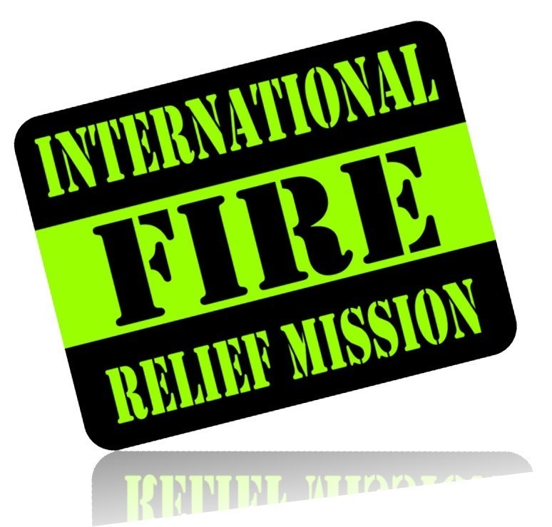 International Fire Relief Mission Logo