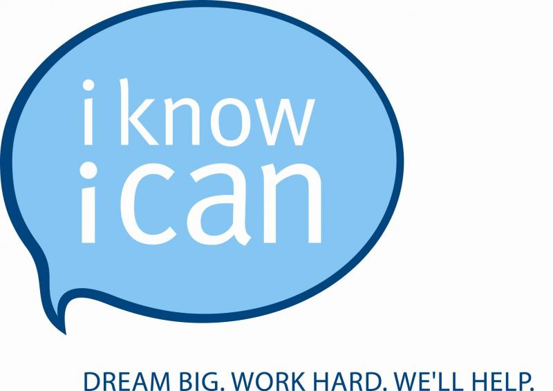 I KNOW I CAN Logo